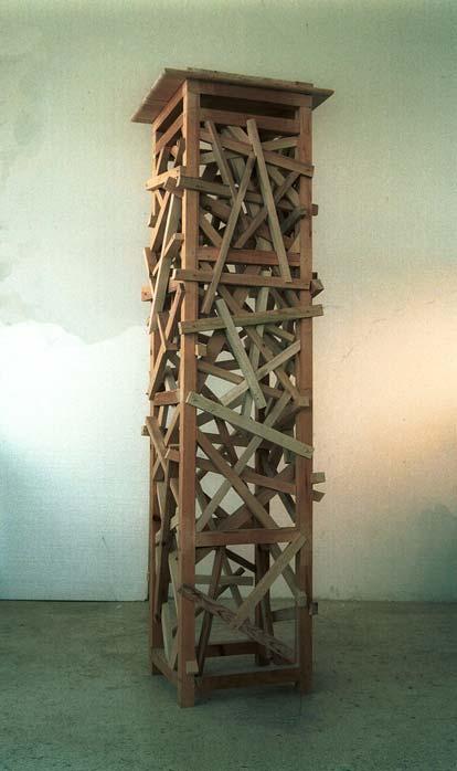 1993-96 - Sculptures