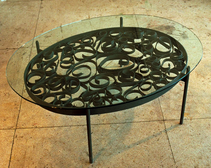 Spirals Table - Furniture