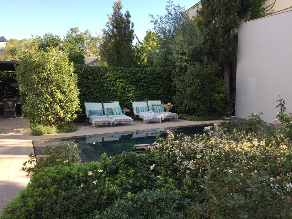 El Viso Ripoll - City garden