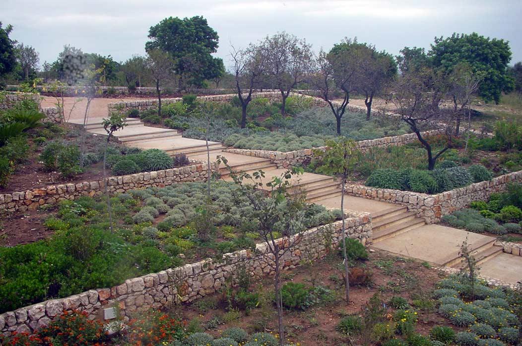 Moscari - Country garden