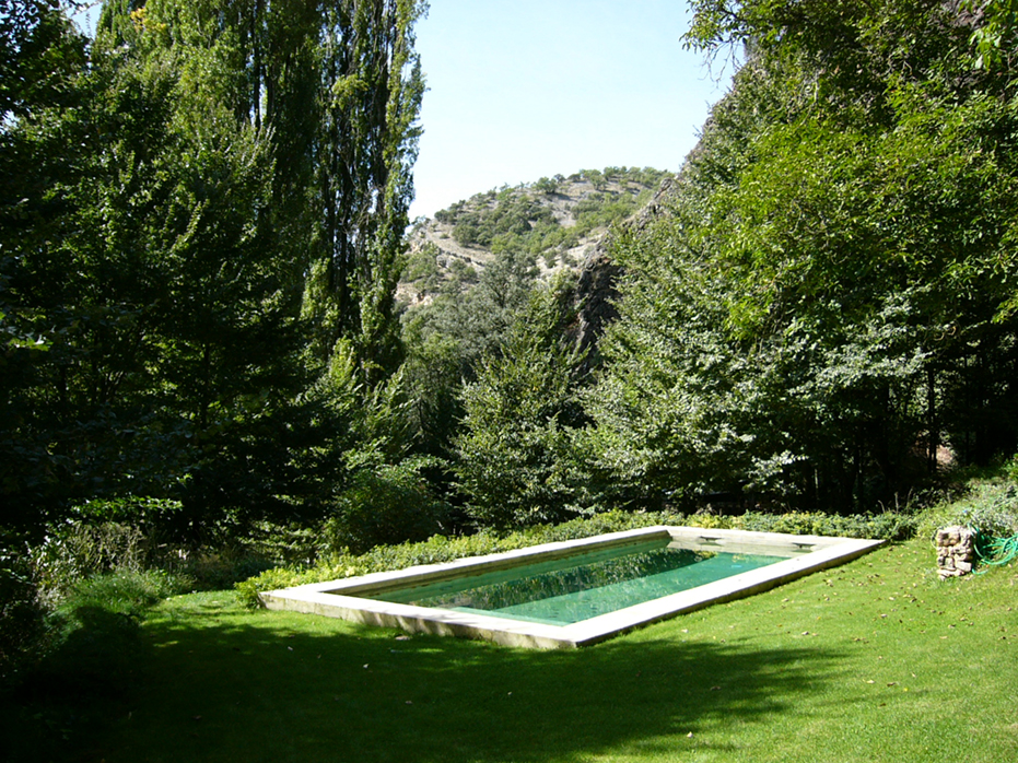 Sigüenza - Pergolas & pools