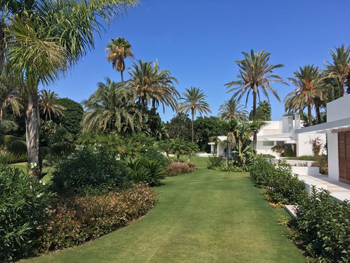 Sotogrande - City garden