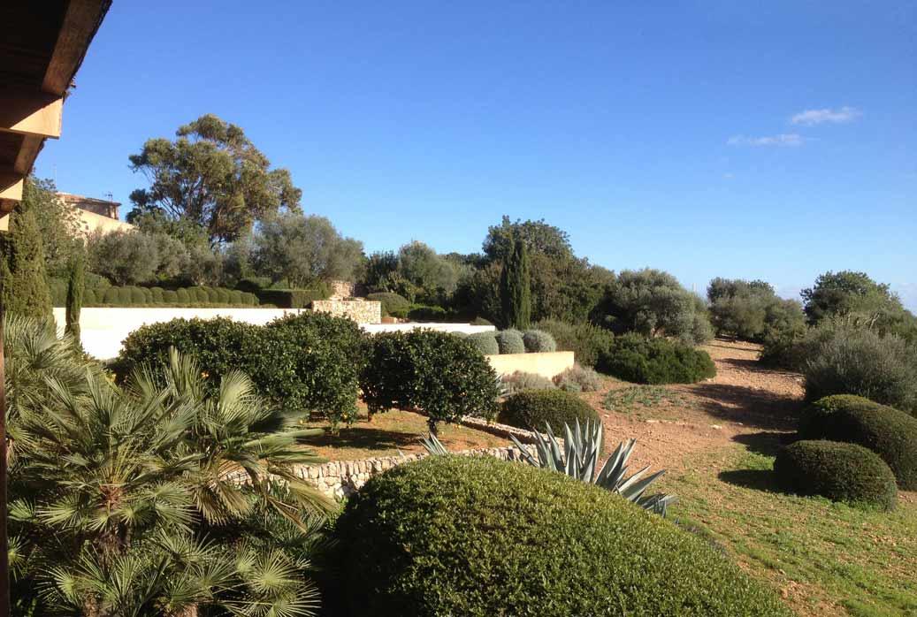 Alquería Blanca - Country garden