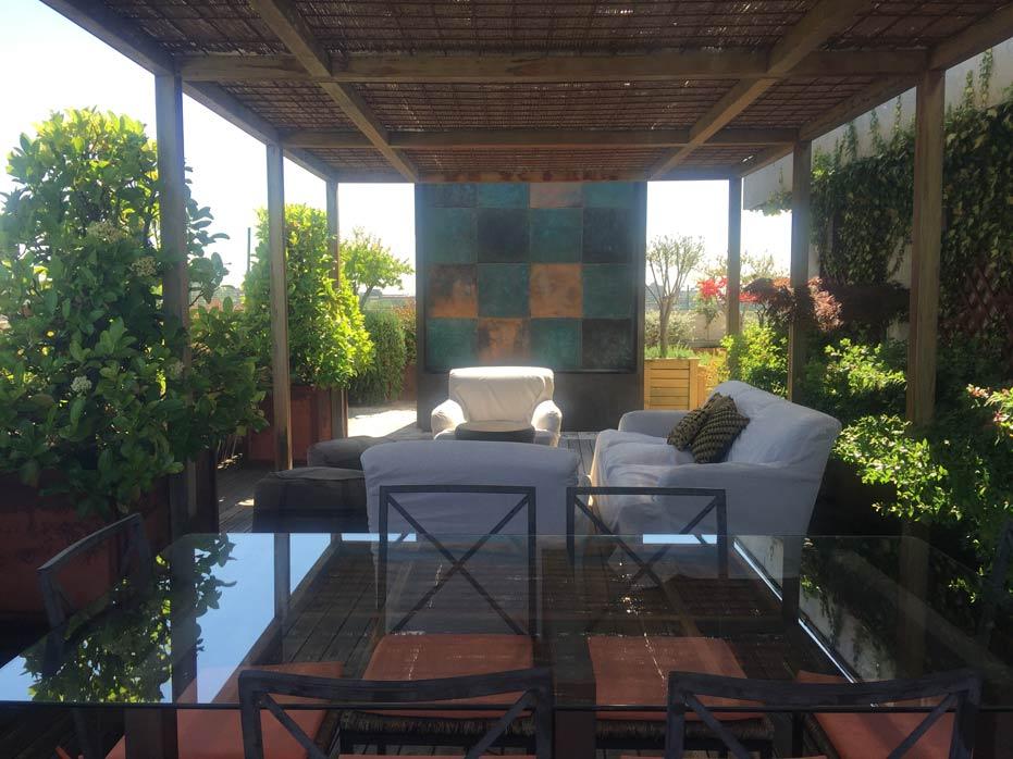 Castellana - Patios & terraces