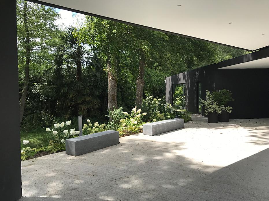 Chillida Leku - Country garden