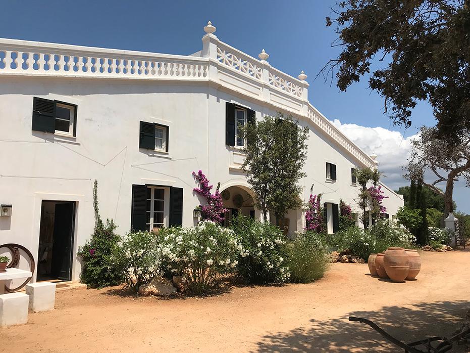 Ciudadella - Country garden