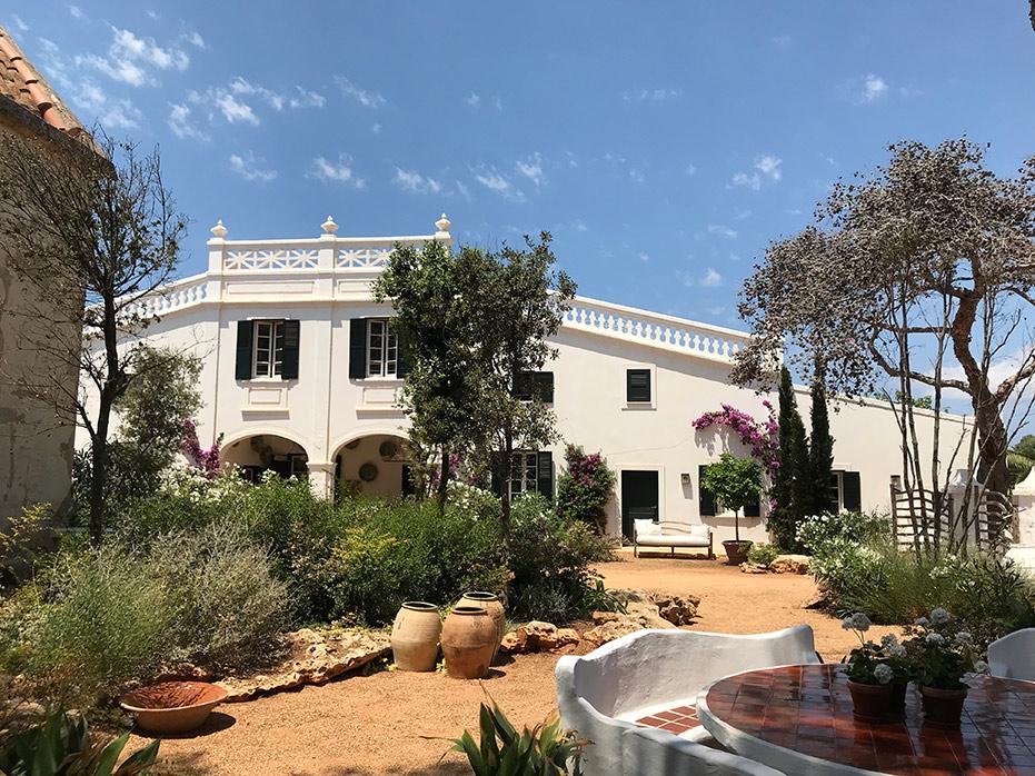 Ciudadella - Jardín de campo