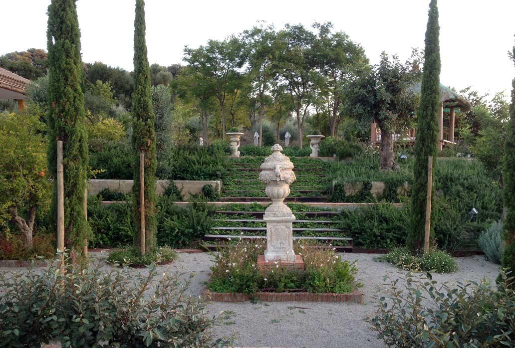 Gaucin - Country garden