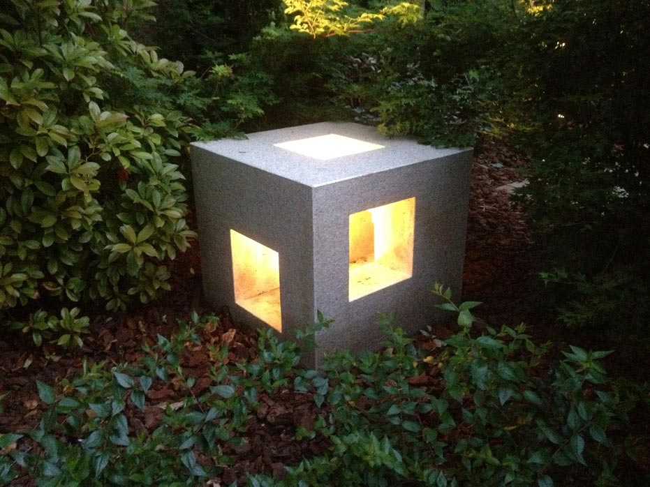 Cubo de luz - Furniture