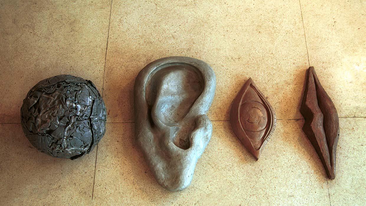 1989-2 - Sculptures