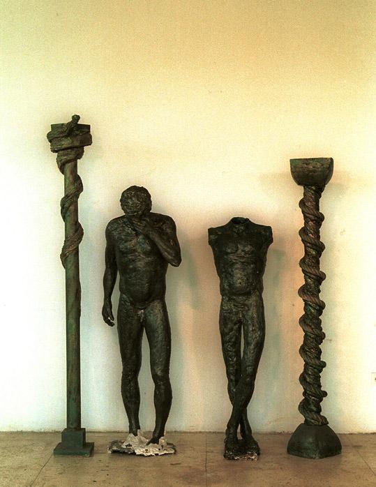 1988 - Sculptures