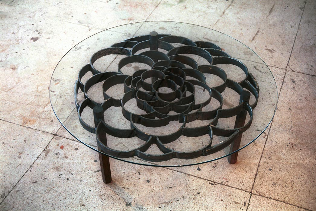 Flower Table - Furniture