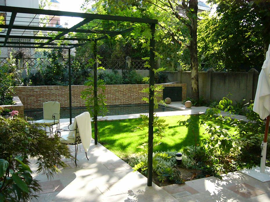 El Viso Cinca - Jardín urbano