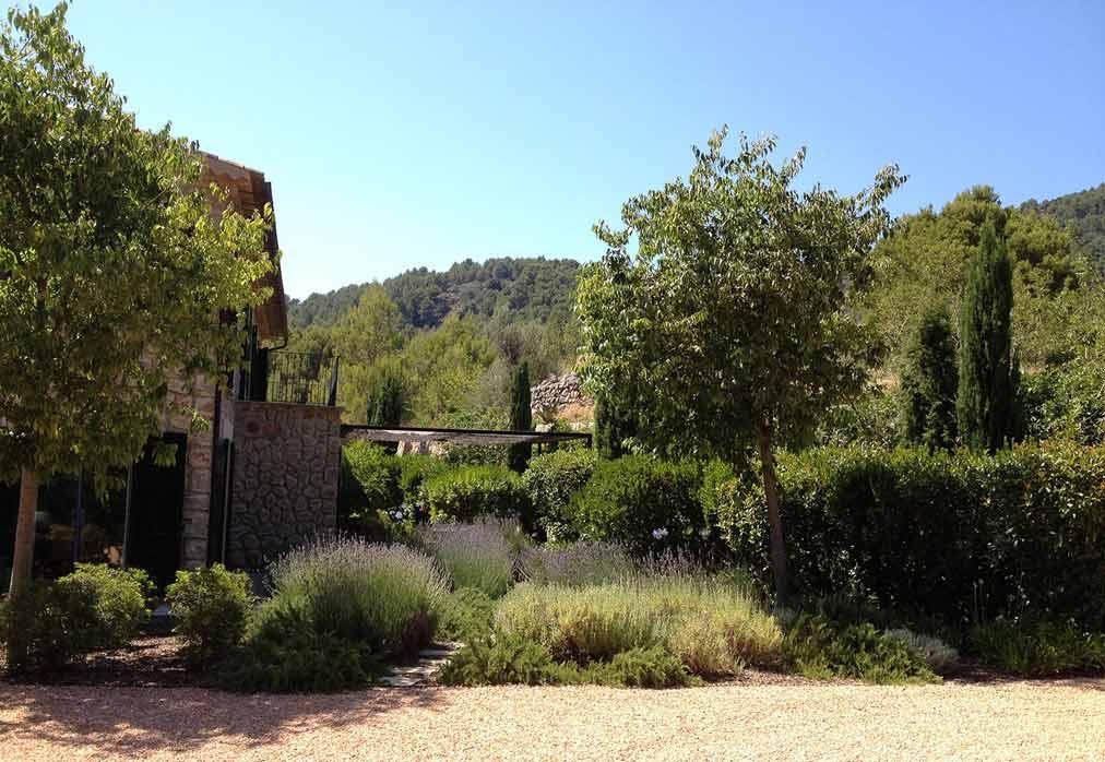 Fornalutx - Country garden