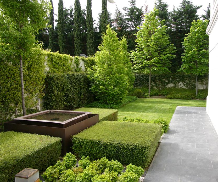 La Florida - City garden