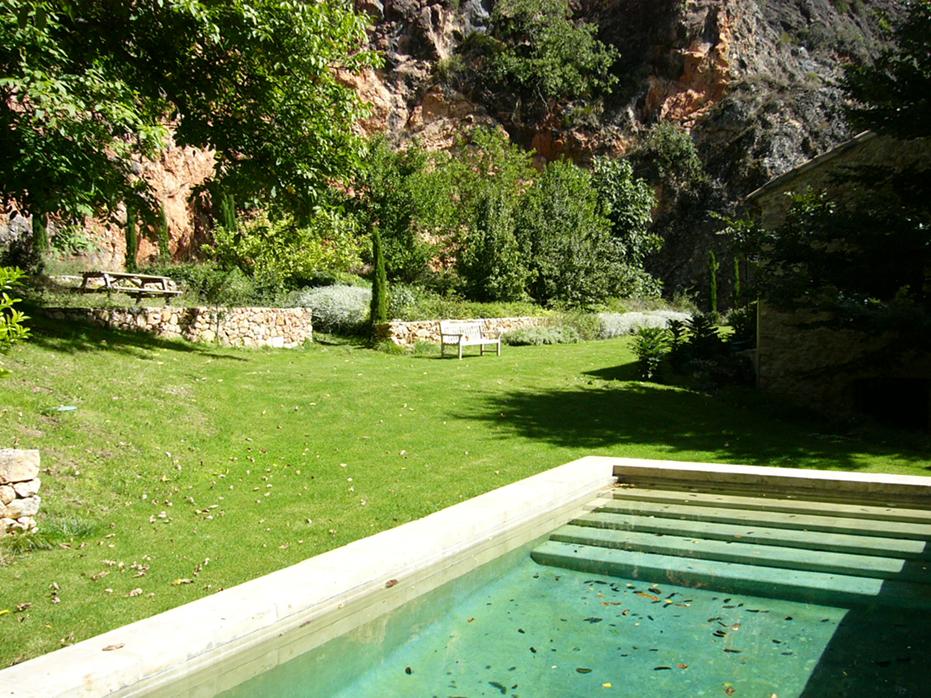 Sigüenza - Pabellones y piscinas