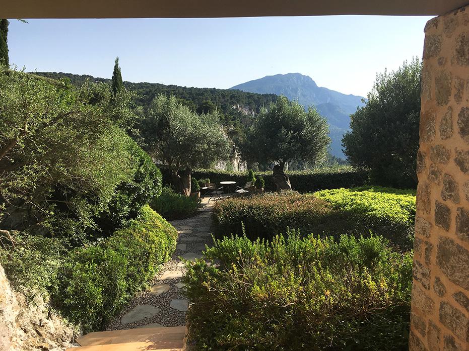 Valldemossa - Country garden