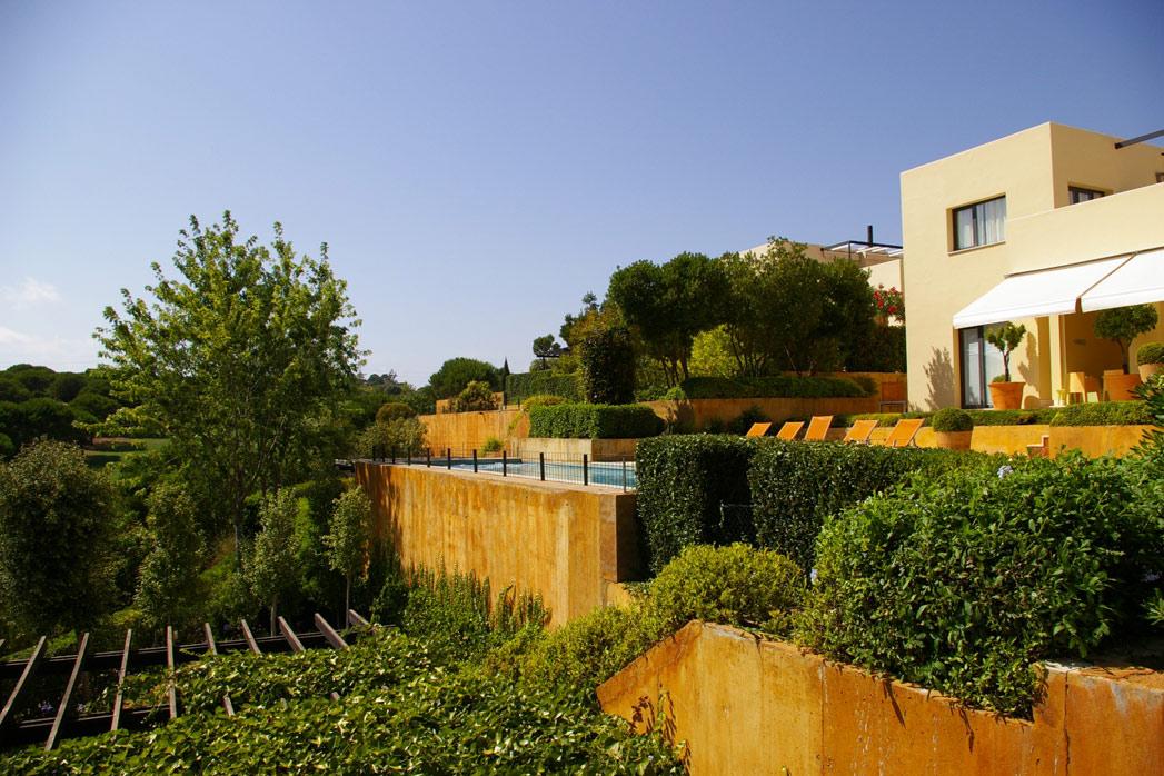 Cádiz Almenara - City garden