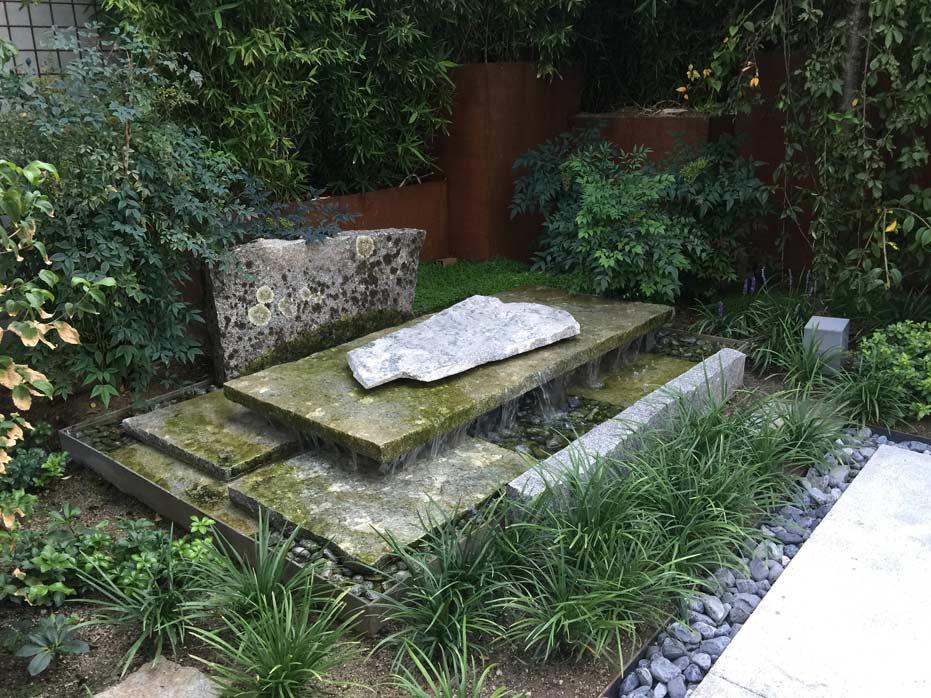 Granite Slabs - Fountains
