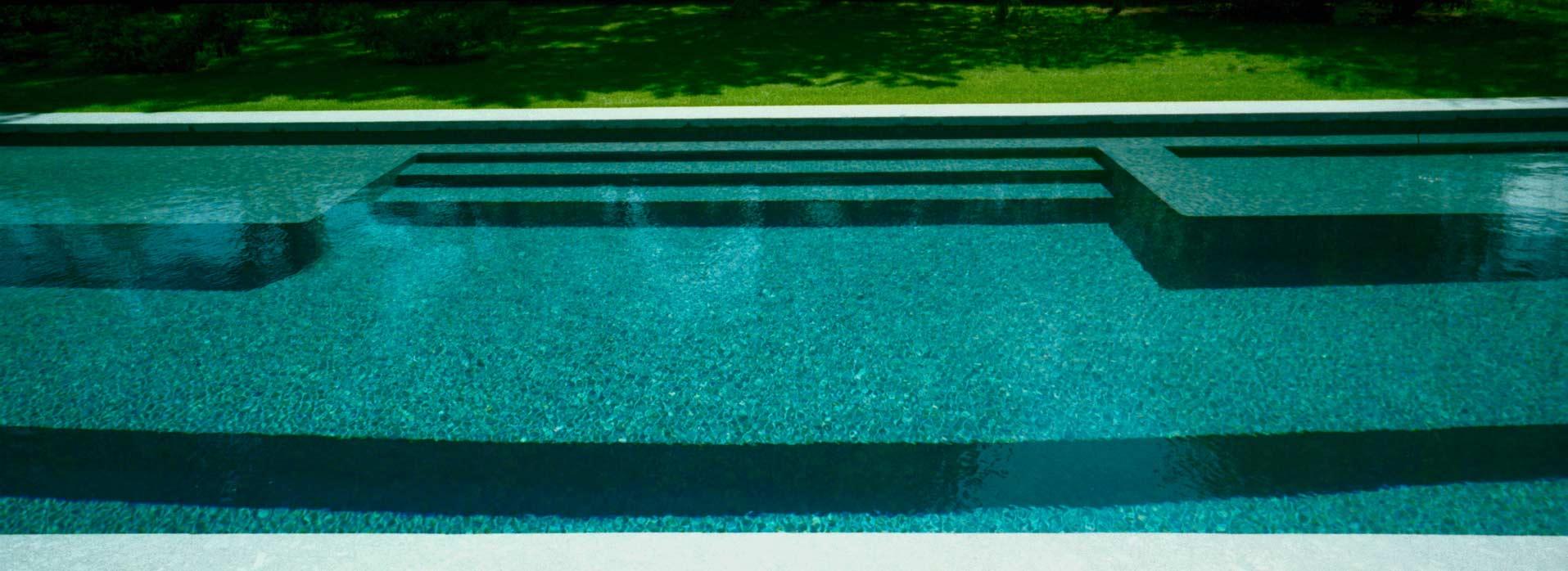 Las Lomas - Pabellones y piscinas
