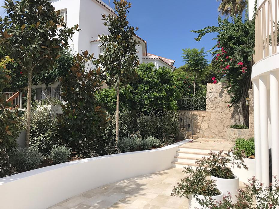 Mahón - City garden
