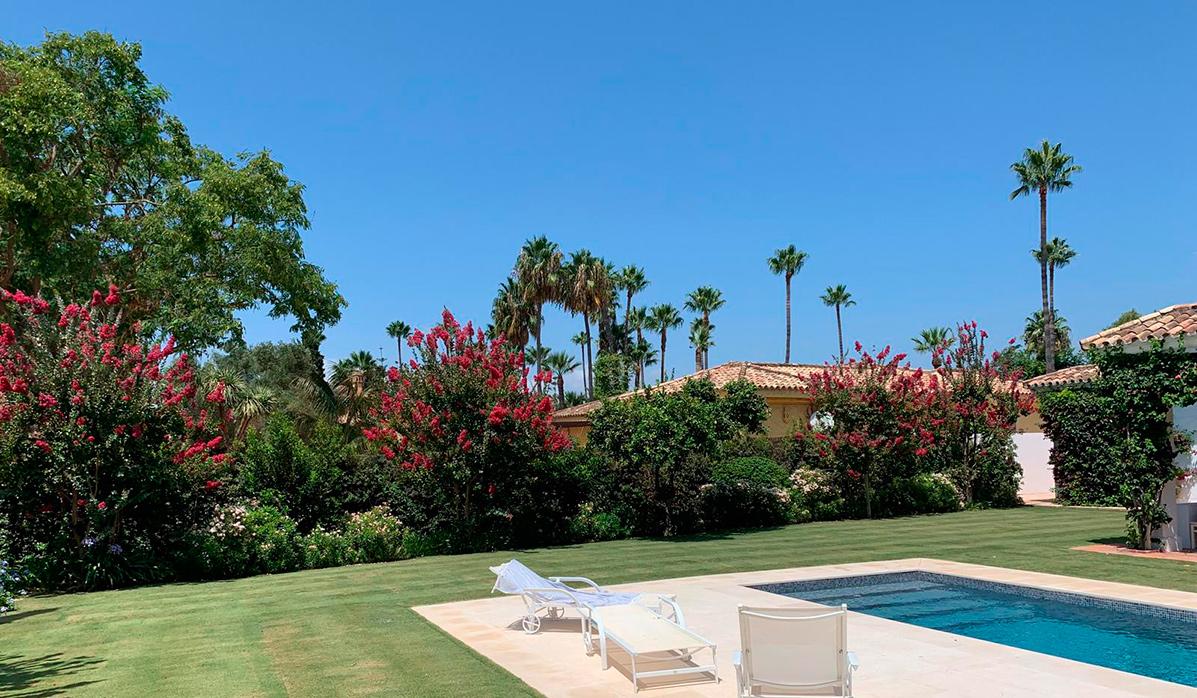 Pº Parque Cádiz - City garden