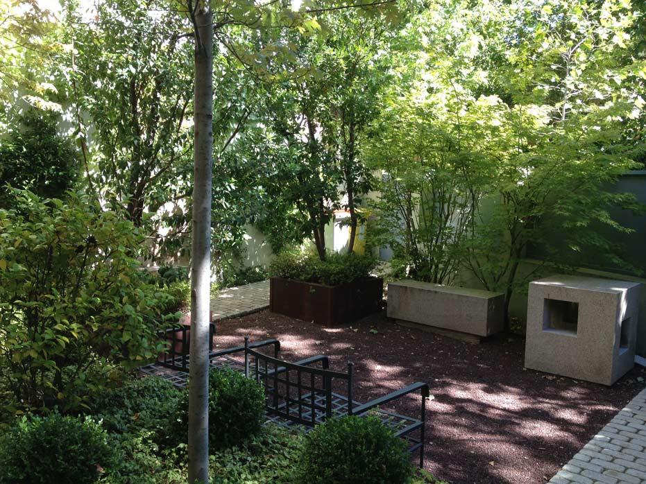 El Viso Durán - Patios & terraces